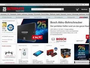 Pc Monitor Auf Rechnung : computer auf rechnung bei alternate youtube ~ Haus.voiturepedia.club Haus und Dekorationen