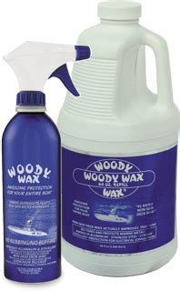 Boat Non Skid Wax by Woody Wax Brushes Gloves And Applicator Kits