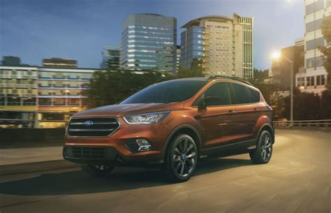 ford escape offers  upscale interior lots