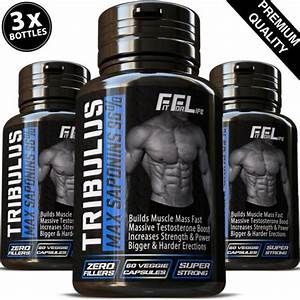 1 Tribulus Terrestris 7500mg Extract 96 Saponins Big Muscle Testosterone Pills For Sale Online