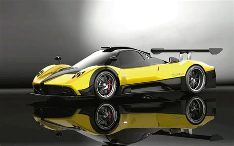 Zonda Car Wallpaper by Top Speedy Autos Pagani Zonda Cars Wallpapers