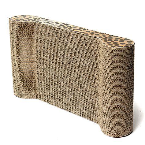 Sofa Design Cat Scratching Corrugated Board Scratcher Bed