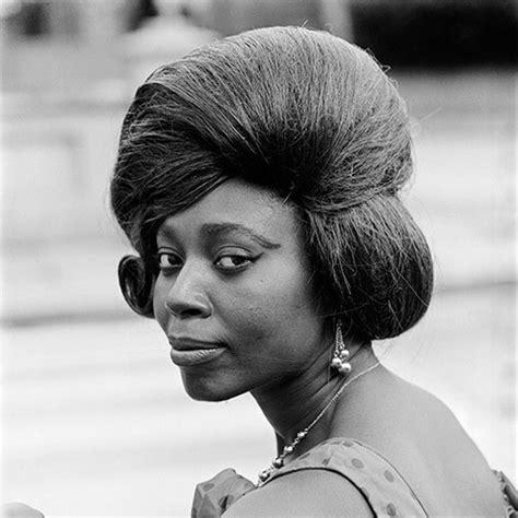 1960s Black Hairstyles by Black 1960s
