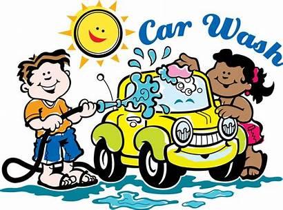 Wash Clipart Cliparts Washing Carwash Cars Washed