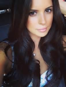 Pretty Black Hair and Makeup