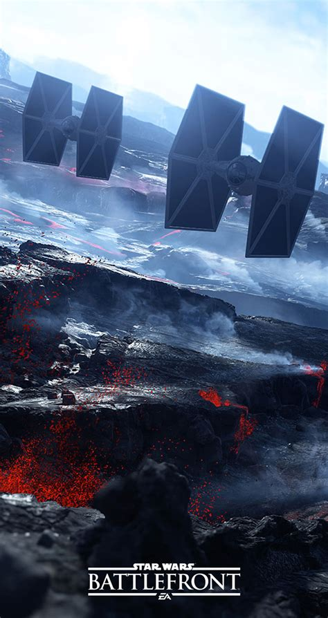 Here at hdwallpaper.wiki you can download more than three million wallpaper collections uploaded by users. Star Wars Battlefront - Awesome Smartphone Wallpapers