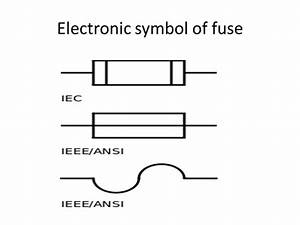 Electrical Wiring Diagram Symbols Fuse