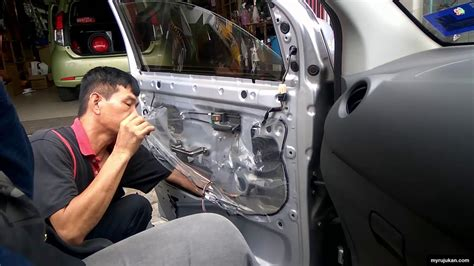 repair masalah cermin tingkap kereta berbunyi youtube
