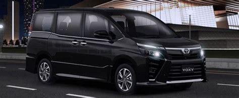Gambar Mobil Toyota Voxy by Gambar Toyota Voxy Lihat Foto Interior Eksterior Oto