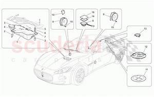 Maserati Granturismo  2014   Auto Sound Diffusion System