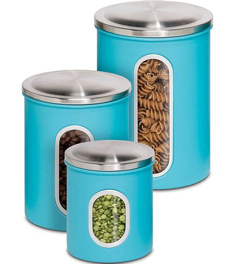 stainless steel kitchen canisters stainless steel kitchen canisters set of 3 in kitchen
