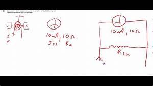 Sc7 Ammeter Design - Shunt Resistance