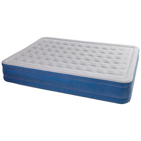 air mattresses walmart ozark trail 66960wl elevated air bed walmart