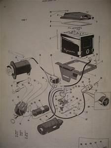 1952 Harry Ferguson Tractor Wiring Diagram