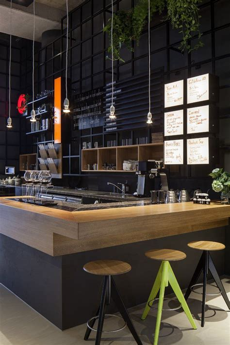 Today branding is of prime importance to make your market position strong. Best Coffee Shop Decoration Idea 2 | Coffee shop decor, Coffee shops interior, Bar design restaurant