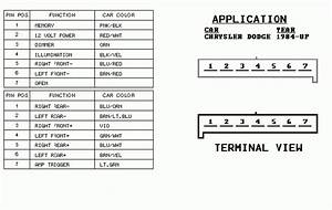 20 Luxury 2002 Dodge Intrepid Radio Wiring Diagram