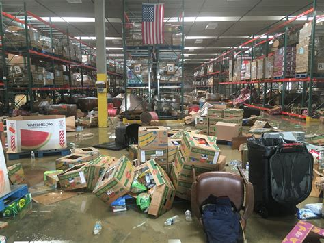 Baton Rouge Food Bank's .5 Million Road To Recovery