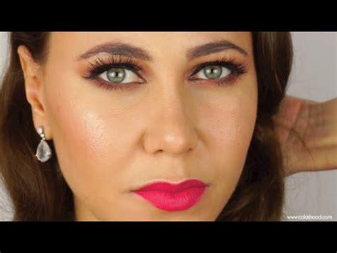 maquillage femme fatale pour la st valentin colashood2