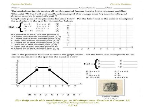 piecewise functions worksheet with answers homeschooldressage com