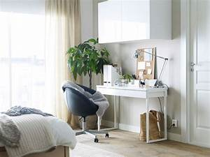 Small, Home, Office, Ideas, 11, Ways, To, Create, A, Work, Space, Anywhere