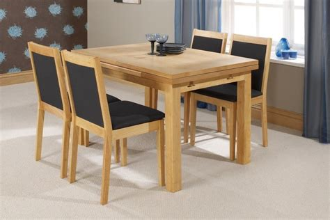 argos expensive dining table and four chairs set in