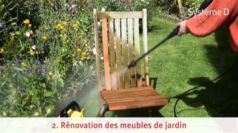 réparer une chaise en bois réparer et rénover les meubles de jardin en bois