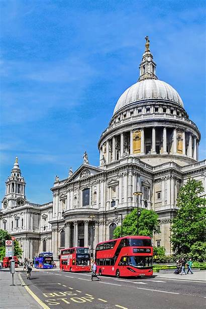 Cathedral St Paul London Pauls Dome Fig