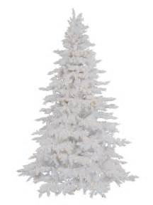 Flocking Christmas Tree At Home by Christmas Tree Market Flocked White Spruce Artificial