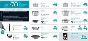 Casserole Cyril Lignac : bon plan ustensiles de cuisson cyril lignac haut de gamme 70 ~ Melissatoandfro.com Idées de Décoration