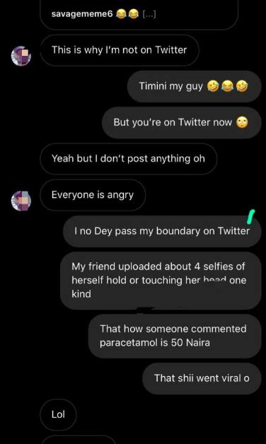 Stranger Lies About Having Sex With A Twitter User Hes