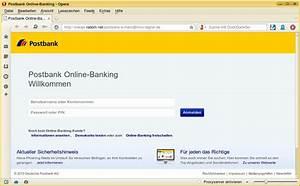 postbank konto konditionen
