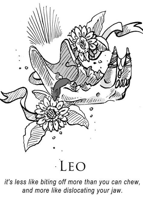 For sure | Zodiac art, Leo, Portfolio book