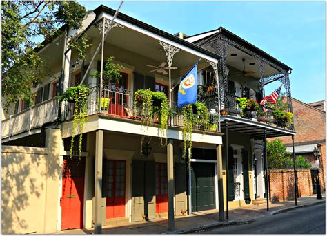 New Orleans Homes And Neighborhoods » French Quarter