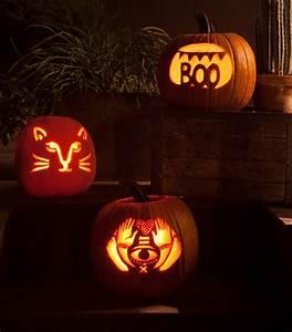 Une Citrouille Pour Halloween : sculpter des citrouilles pour halloween guide astuces ~ Carolinahurricanesstore.com Idées de Décoration