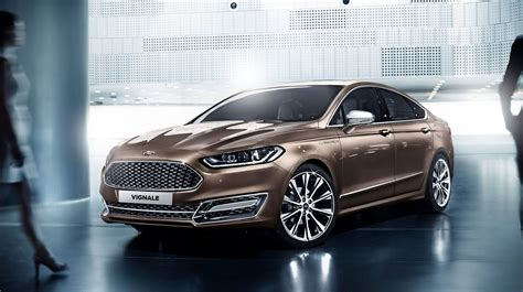 2019 Ford Mondeo Vignale by 2019 Ford Mondeo Vignale Price Ford News