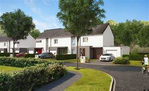 illustrations 3d pour les constructeurs de maisons With google vue des maisons