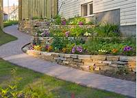 pictures of landscaping ideas Backyard Slope Landscaping Ideas - 10 Things To Do - Bob Vila