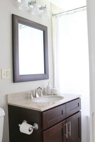 Hang Bathroom Mirror by How To Hang A Heavy Mirror Easy Diy Guide Zillow Digs