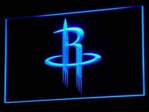 Houston Rockets LED Neon Sign