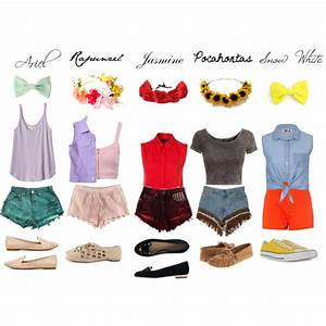 Hipster Princess Disney Bound Outfits by wild-rowan on ...