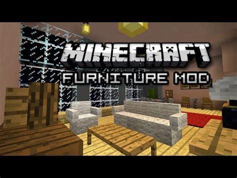 furniture 1 4 update my new condo in minecraft furniture mod showcase Minecraft