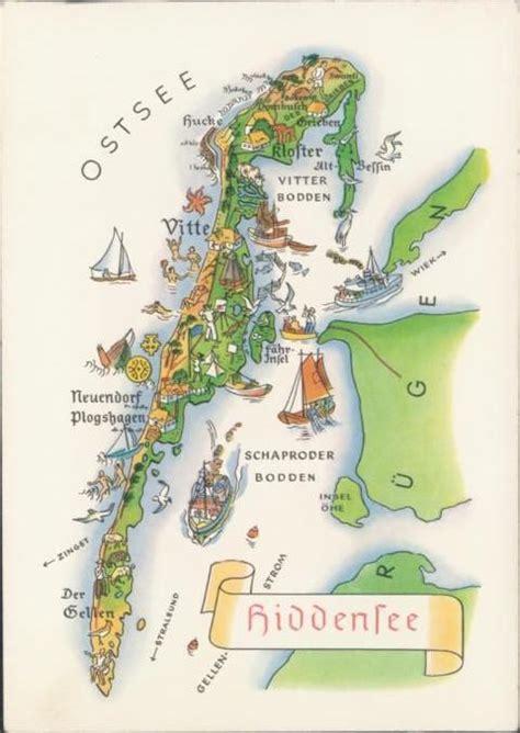 Urlaubsziele Deutschland Karte