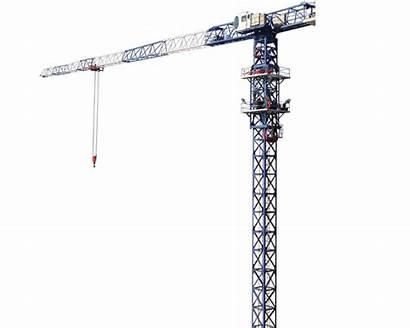 Crane Tower Transparent Building Topless Construction Mart