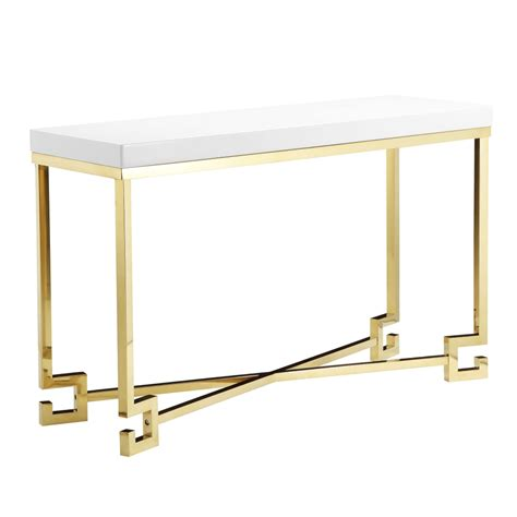Age Console by Golden Age Console Table Modern Furniture Brickell
