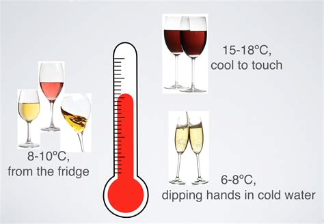rewriting wine 101 what is the right temperature to serve wine foodie