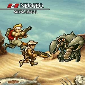ACA NEOGEO METAL SLUG 3 Nintendo Switch Download