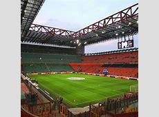 AC Milan stay at San Siro after scrapping new stadium