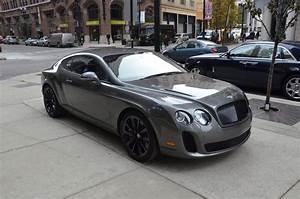 Bentley Continental Supersports : 2010 bentley continental supersports stock gc1302 for sale near chicago il il bentley dealer ~ Medecine-chirurgie-esthetiques.com Avis de Voitures