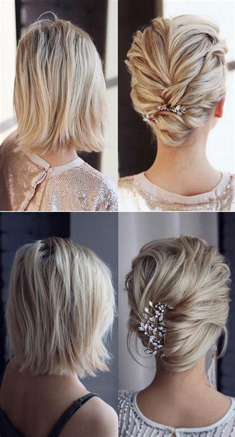 medium length wedding hairstyles   brides