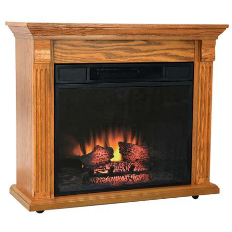 electric heater fireplace electric fireplace 1400 heater oak